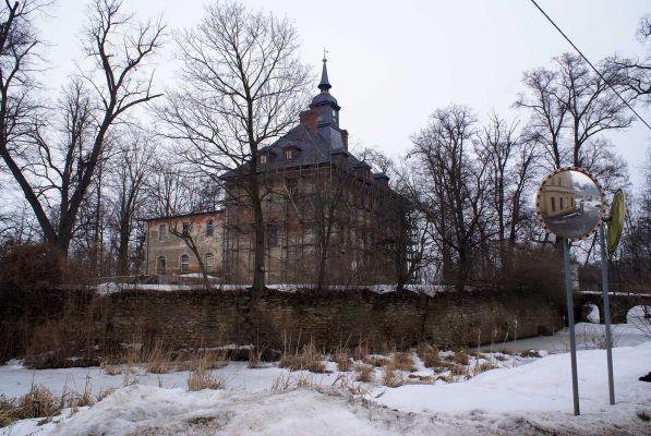 445vik Pałac w Bagieńcu. Foto Barbara Maliszewska