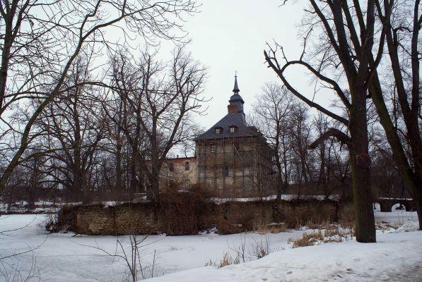 447viki Pałac w Bagieńcu. Foto Barbara Maliszewska