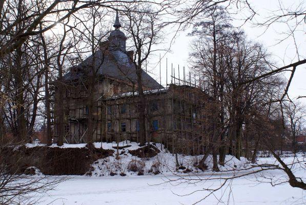 428vik Pałac w Bagieńcu. Foto Barbara Maliszewska