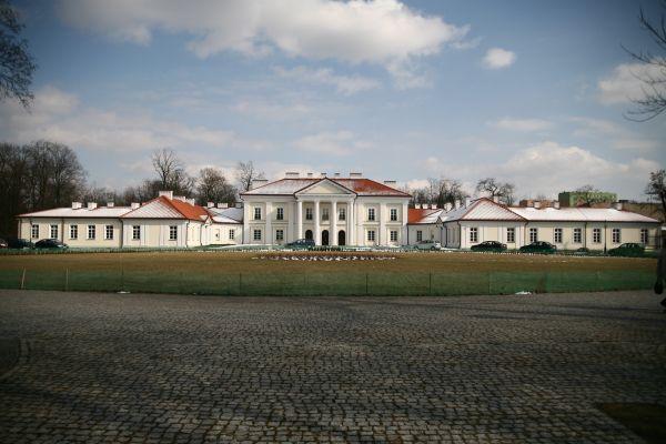 Pałac Ogińskich w Siedlcach