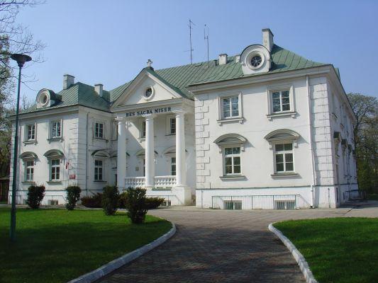 Gościeradów, pałac
