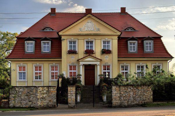 (zetem) Bądzów - Pałac