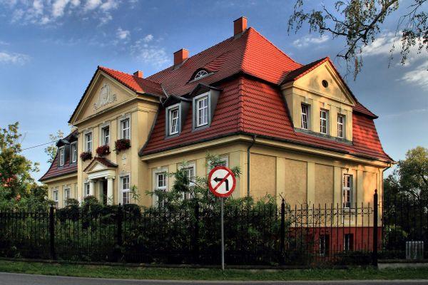 """""""zetem """" Bądzów - Pałac"""