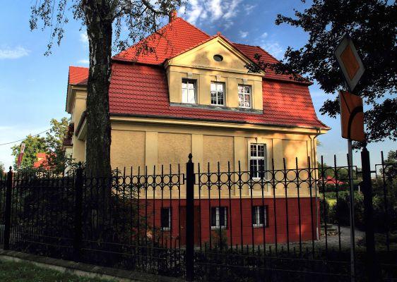Bądzów - Pałac (zetem)