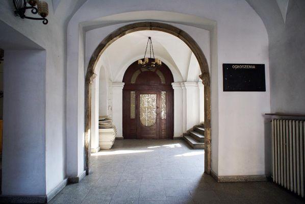 Dom Lekarza przy K.Wielkiego 45 fot - sień BMaliszewska