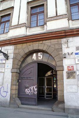 Dom Lekarza przy K.Wielkiego 45 fot BMaliszewska