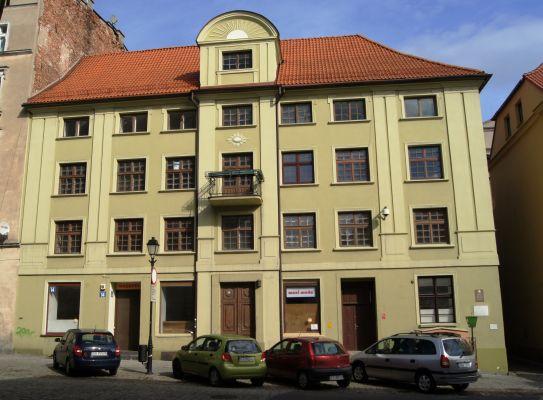 Toruń, pałac Fengerów, ul. Mostowa 14 (OLA Z.)