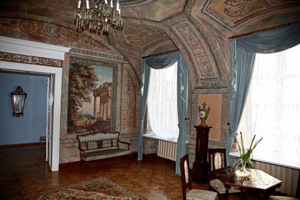Pałac Skórzewskich w Lubostroniu