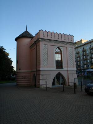 Pałac Szustra w Warszawie