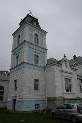 Bajerze pałac 2012 04 25 fot K Lewandowski 9550