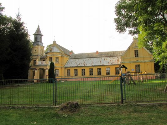 A-185 Zespół pałacowy Branica Radzyńska