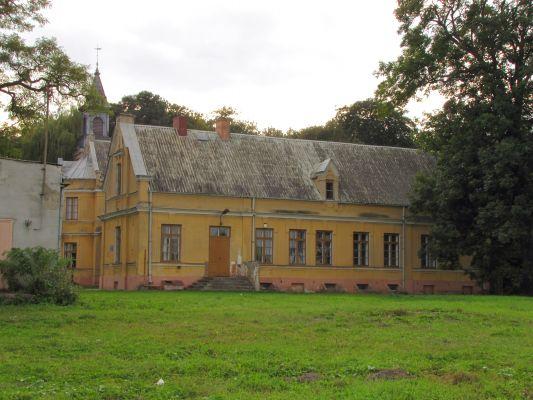 A-185 Zespół pałacowy Branica Radzyńska 3