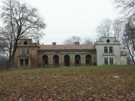 Pałac w Brzyskach #36723