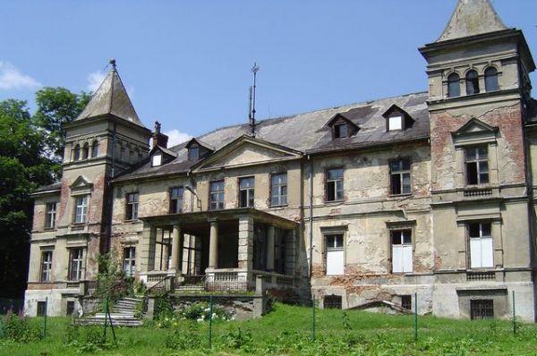 POL Czerwięcice pałac 03