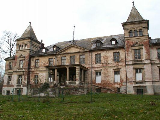 POL Czerwięcice pałac 05