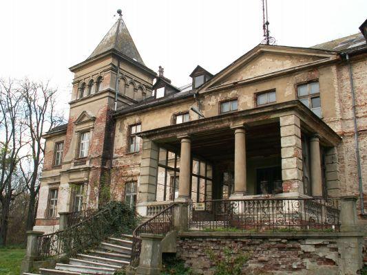 POL Czerwięcice pałac 12
