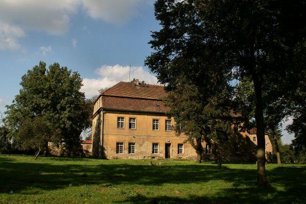 Duża Wólka - Pałac (zetem)2