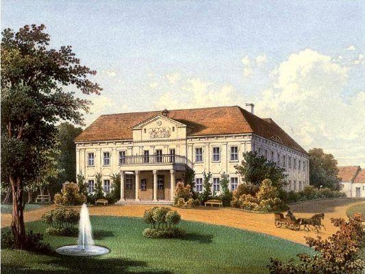 Schloss Quaritz Sammlung Duncker