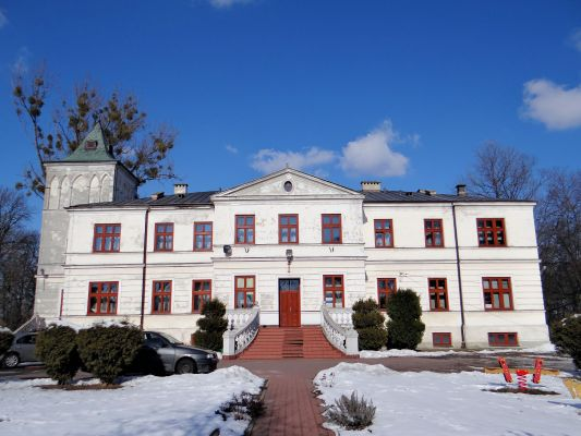 160313 Manor in Giżyce - 01