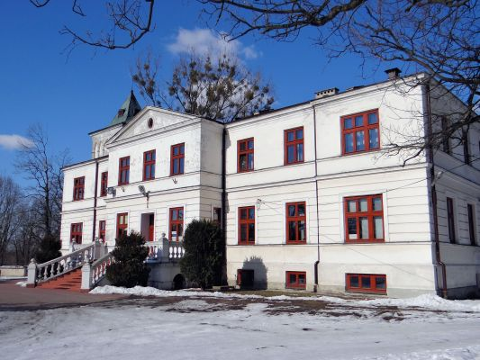 160313 Manor in Giżyce - 02