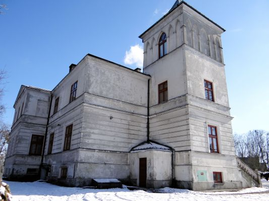 160313 Manor in Giżyce - 04