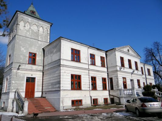 160313 Manor in Giżyce - 05