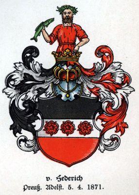 DE COA v Hederich 1
