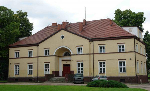 Grocholin - pałac