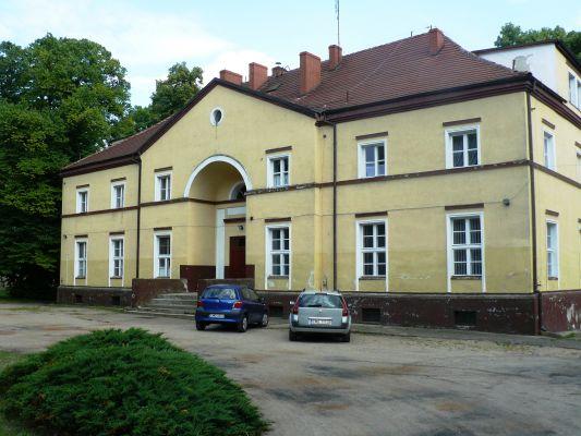 Grocholin, pałac, 1 poł. XIX