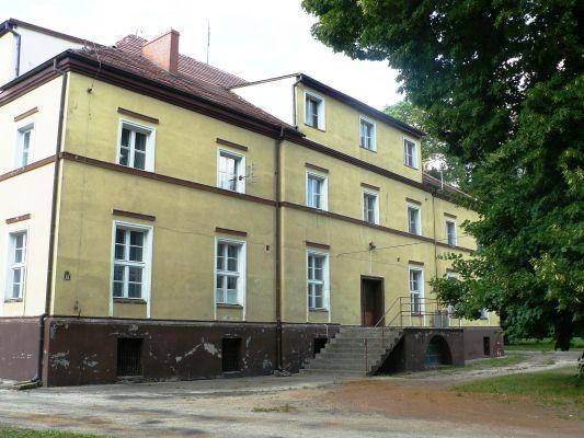 Grocholin, pałac, 1 poł. XIX sd