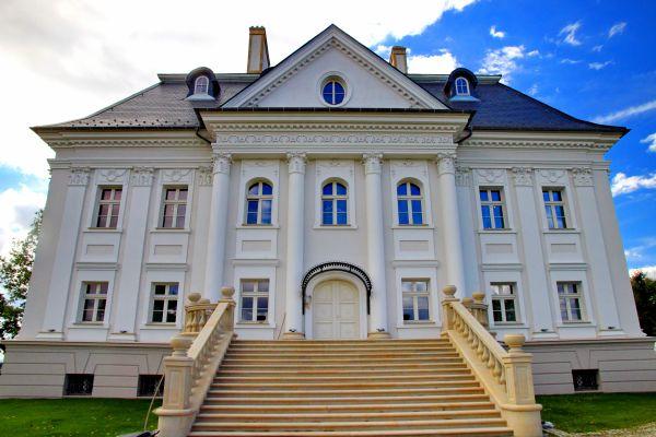 Pałac w Jastrzębiu-Zdroju (Boryni)