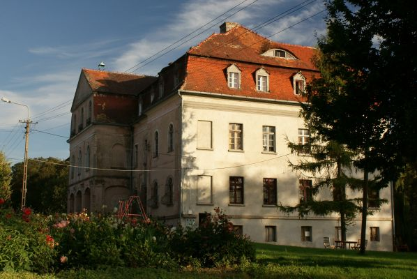 Jerzmanowa -- Pałac (zetem) 01