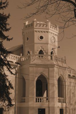 Pałac w Kłobucku Zagórzu