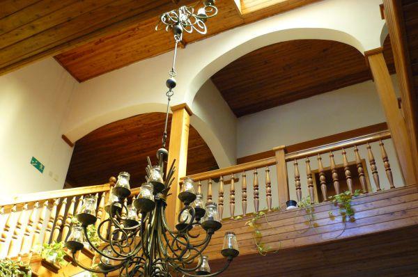 Kolaczkowo Manor House interior