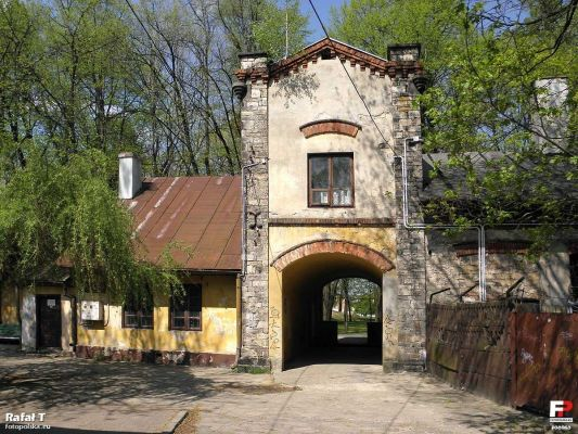 Końskie, Zaplecze pałacowe - fotopolska.eu (308948)