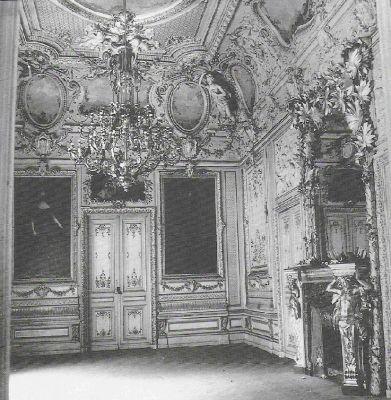 POL Pałac w Krowiarkach Sala Balowa 1965