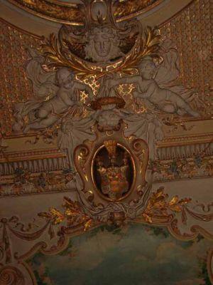Pałac w krowiarkach - sala biała 5