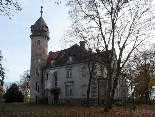 Pałac w Kruszewie