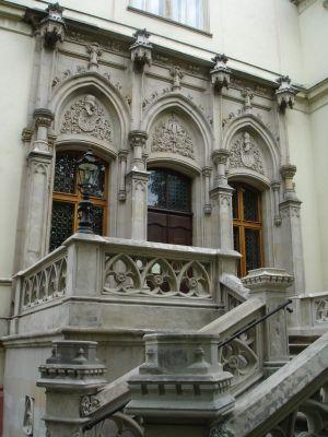 Krzyżanowice palace 1