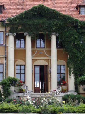 Machnice 8 pałac, ok. 1830 nr 597929 (2)