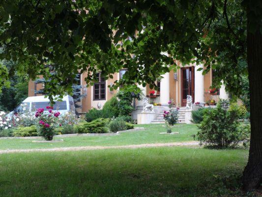 Machnice 8 pałac, ok. 1830 nr 597929 (1)