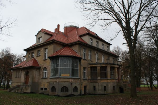 Palace in Ostrowo Szlacheckie