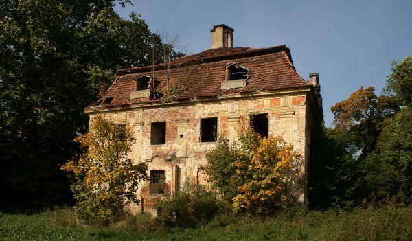 Parchów --Ruina pałacu (zetem) 02
