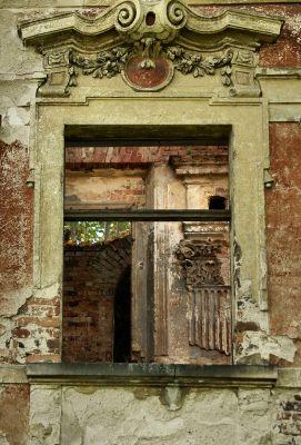 Parchów --Ruina pałacu (zetem) 12