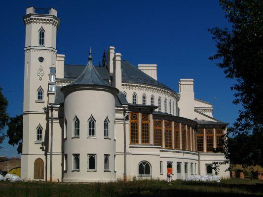 Zespół pałacowy 1823-1843 Patrykozy 05 JoannaPyka