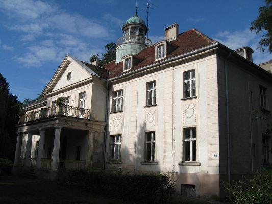 POL Polanowice pałac
