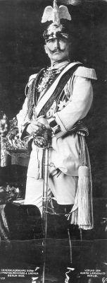 Wilhelm II 1905 rok