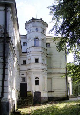 2008 08060191 - Rakoniewice - zespół pałacowy - pałac z 1830 r