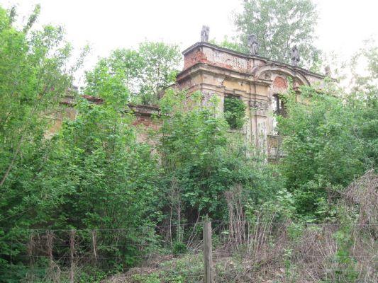 Siedlce ruiny