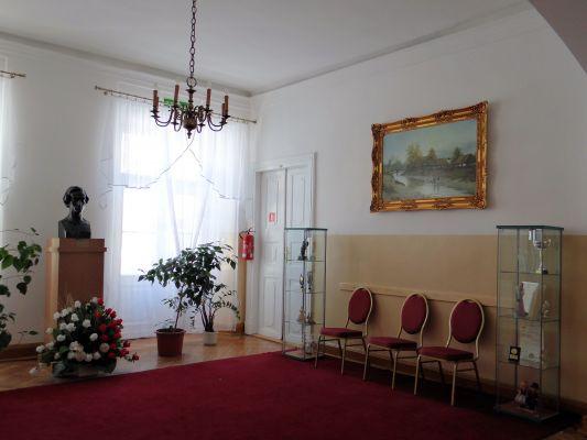 160313 Palace in Sochaczew Czerwonka - 06